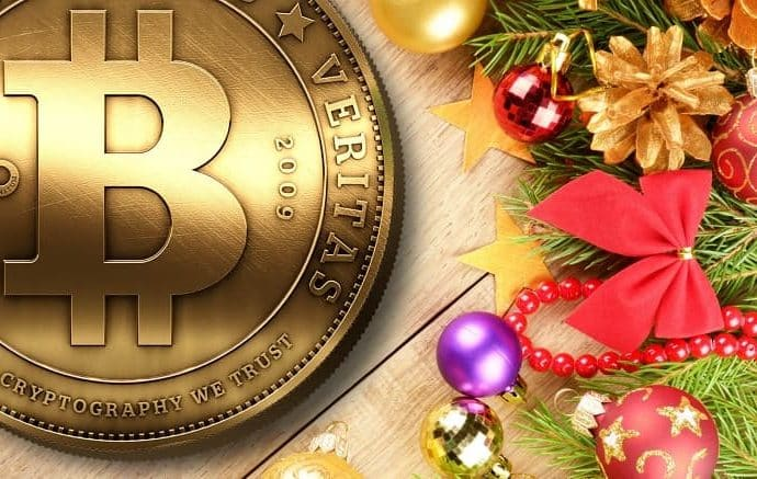 Christmas Gift for Cryptocurrency, Gives it a New High