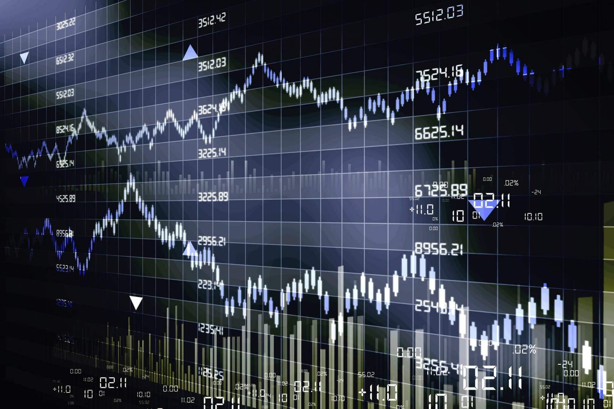 The Volatile Cryptomarket