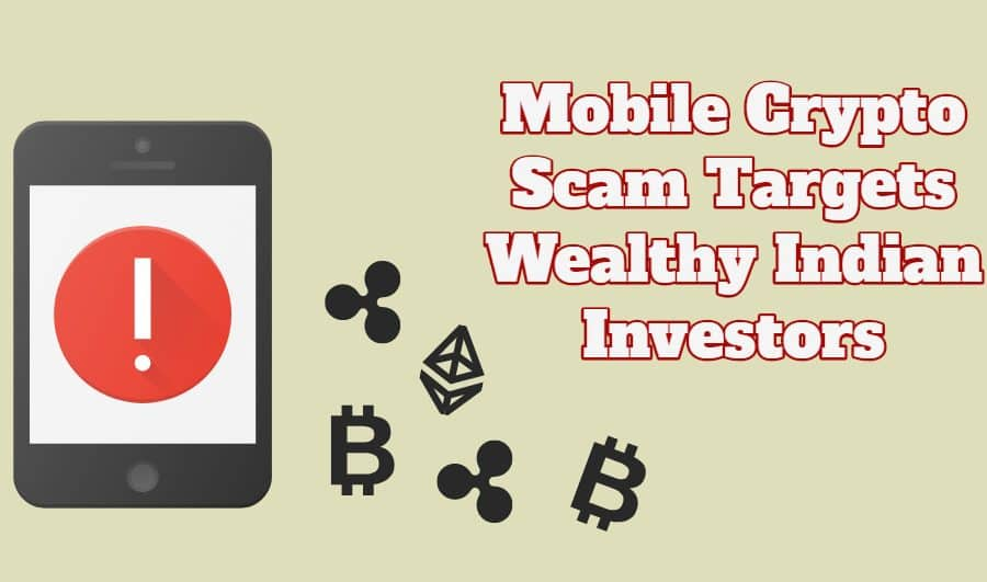 Indian Investors Fall Prey to a Cryptocurrency Scam