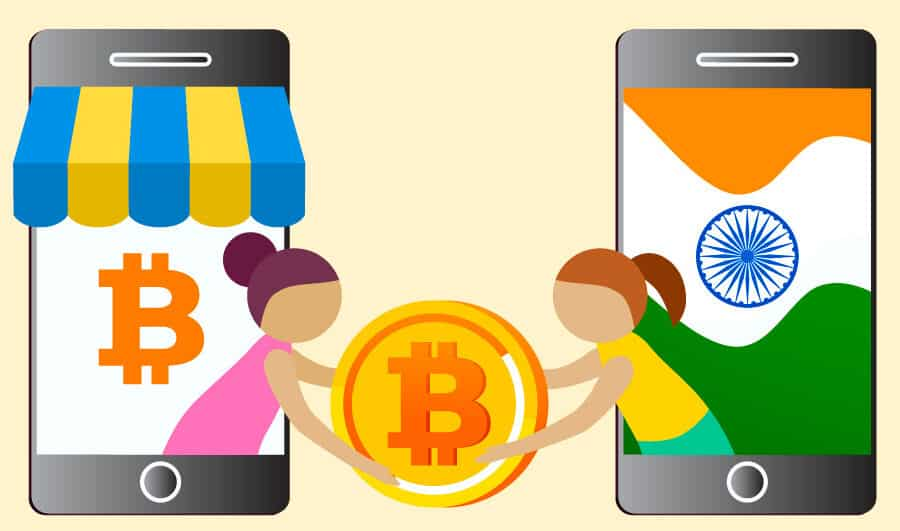Sell Bitcoin in India