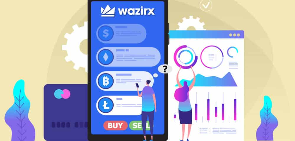 How to Use WazirX for Buying or Selling Cryptocurrencies?